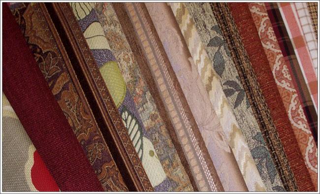 England Furniture - Fabrics