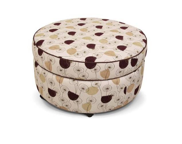 England Furniture Allison ottoman