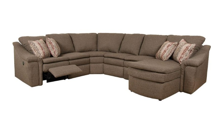 England Furniture Graham sectional