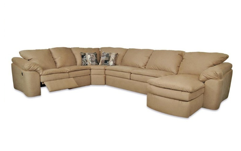 England Furniture Seneca Falls Sectional | England Furniture Quality