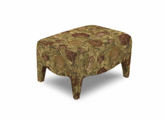 England Furniture Summit Ottoman | England Furniture Quality