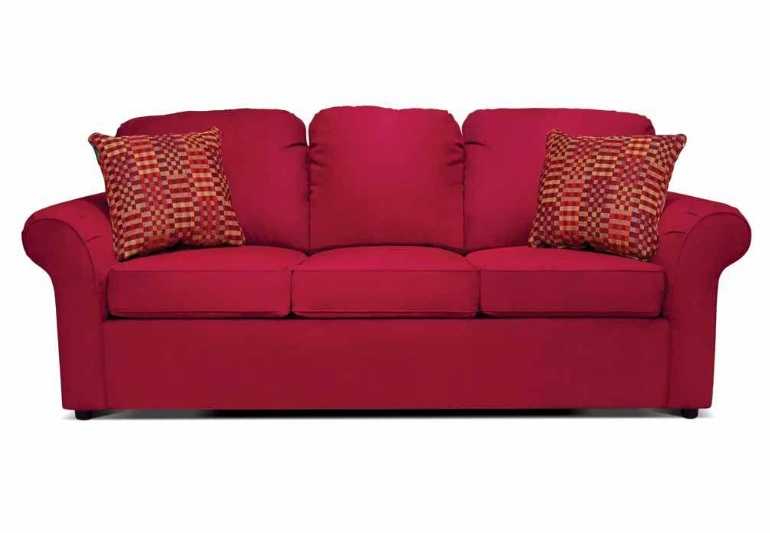 England Furniture Malibu Three Cushion Sofa