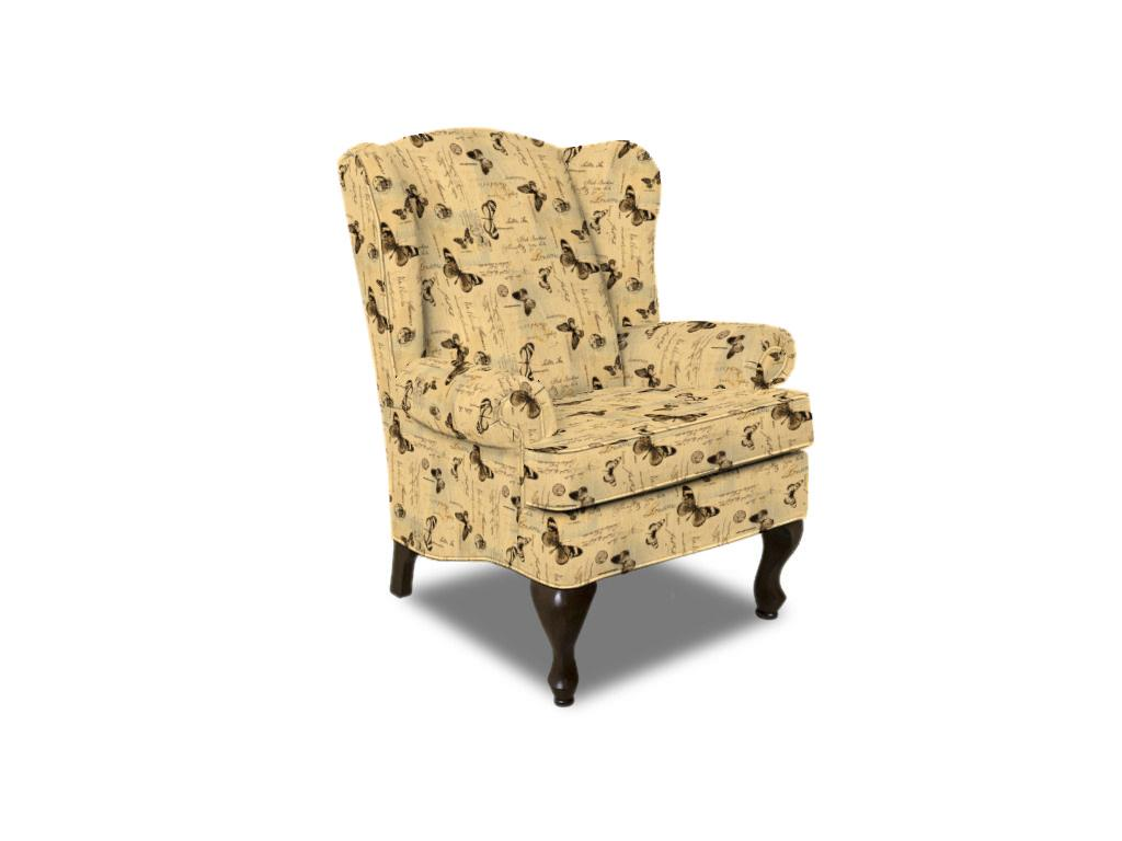 Mariposa Parchment Colleen Chair
