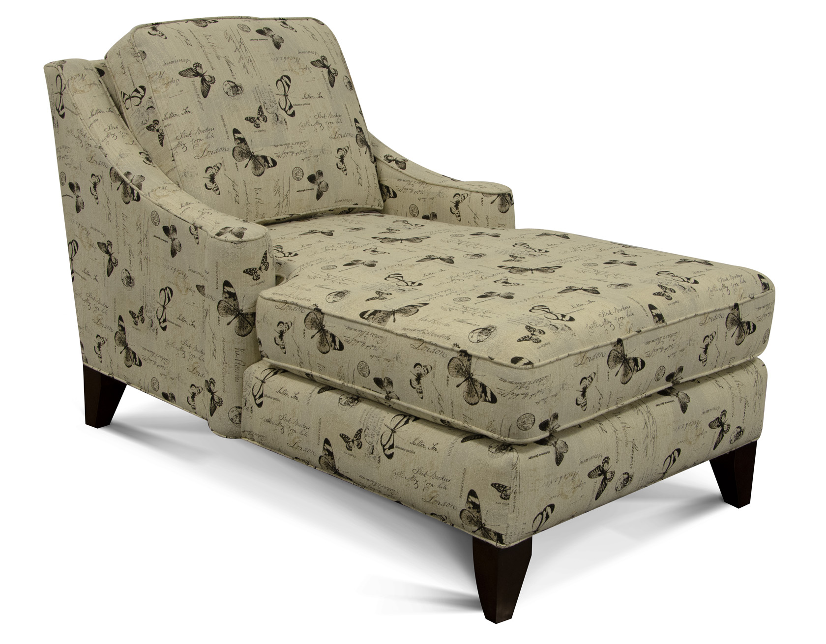 England Furniture Reviews Mariposa Parchment Chair