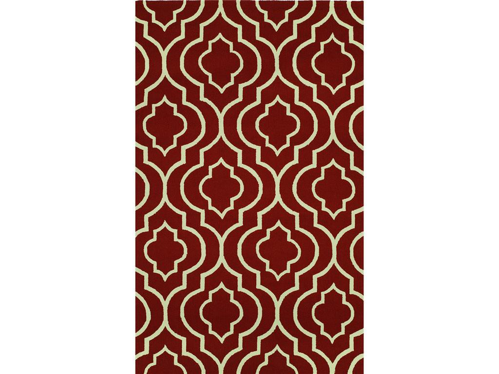 England Furniture Company Bel Air 5059Q-9 Red rug