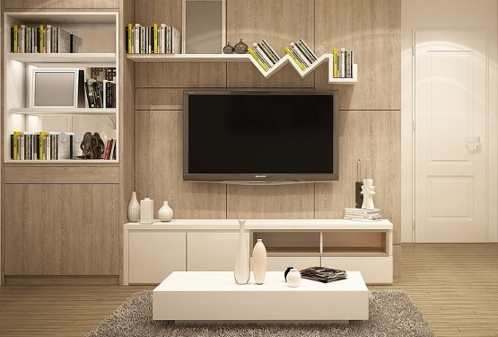 England Furniture Living Room TV Size