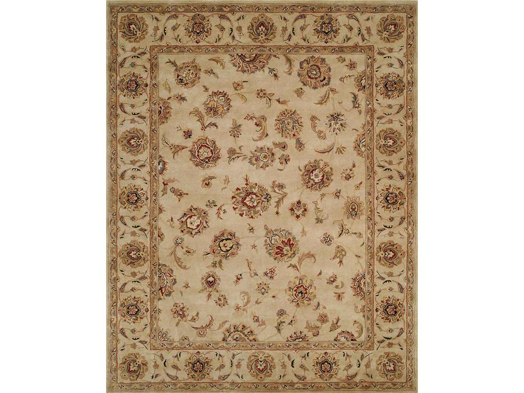 England Furniture 1739 Palace Ivory rug