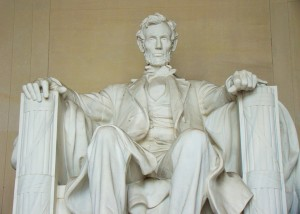 England Furniture Iconic Chairs - Lincoln Memorial